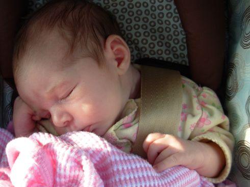 chloe sleeps